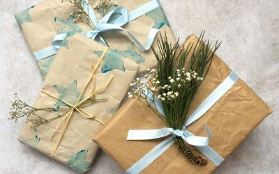 Így hasznosítsd újra a csomagolópapírt